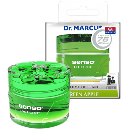 SENSO ŻEL DELUXE-GREEN APPLE