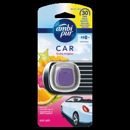 AMBI PUR CAR JAGUAR FRUITY TROPICS - ZAPACH DO KRATKI NAWIEWU