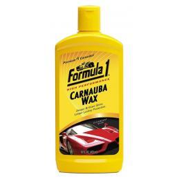 F1 KREM CARNAUBA-do lakieru...