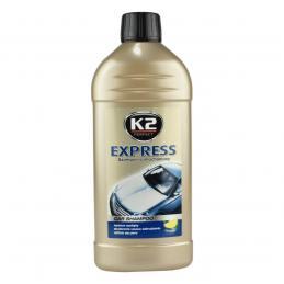 K2 EXPRESS LEMON 500ml SZAMPON SAMOCHODOWY