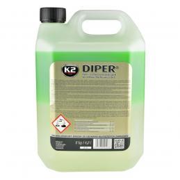 K2 DIPER 5kg PIANA AKTYWNA DO CIĘŻKICH ZABRUDZEŃ