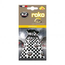 K2 ROKO RACE GRAPEFRUIT 25g - WORECZEK ZAPACHOWY