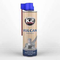 K2 VULCAN 500ml ODRDZEWIACZ DO ODKRĘCANIA ŚRUB