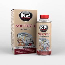 K2 MILITEC-1 250ml USZLACHETNIACZ METALU