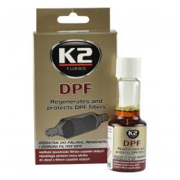 K2 DPF CLEANER 50ml DODATEK...