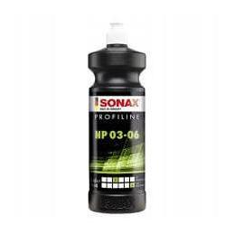 SONAX PROFILINE NP 03-06 1 LITR - PASTA POLERSKA WYKOŃCZENIOWA
