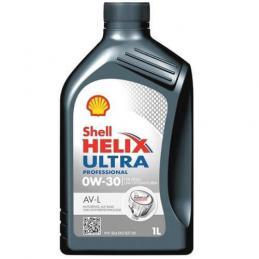 SHELL HELIX ULTRA PROFESSIONAL AV-L 0W30 1L