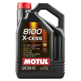 MOTUL 8100 X-CESS 5W40 5L