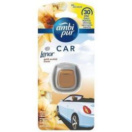 AMBI PUR CAR JAGUAR - GOLD ORCHID